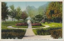 Fountain Park, Bartels Brewing Company, Wilkes-Barre PA. Unposted New