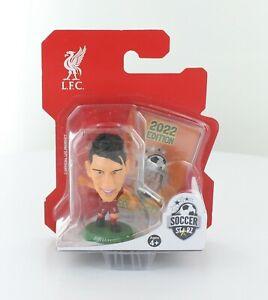 Firmino Liverpool SoccerStarZ 2022 MicroStars Green Base Blister