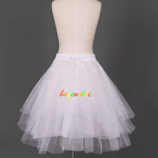Jupons pour Robe de mariée/soirée petticoats wedding evening dress tutu BC--14-G