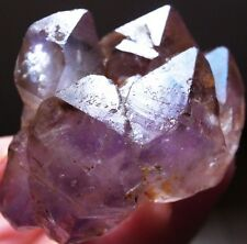 SUPERB UNIQUE Quartz Amethyst Crystal BRANDBERG, NAMIBIA