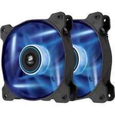 Corsair Air Series SP120 Blue LED High Static Pressure 120mm Fan Twin Pack