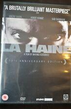La Haine Special Edition DVD Vincent Cassel Hubert UK Release