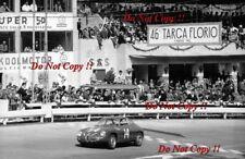 Coco & Arena Alfa Romeo Giulietta Sprint Zagato Targa Florio 1962 Photograph 1