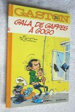 GASTON  FRANQUIN et GIDEHEM R1 EO 1970 GALA DE GAFFES A GOGO