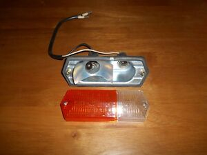 Indicator Front Left For Renault 15 And Renault 17