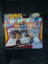 WWE WWF ECW rumblers The Miz Evan Bourne