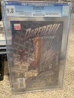 Daredevil #500 (2009) CGC 9.8 Darrow Cover Variant Marvel Comics Y845