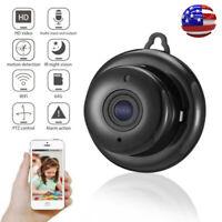 US Wireless Mini HD 1080P IR Night Vision DV  Wifi IP Camera Security Camcorder