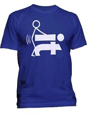 Men's Clothing Screw It Graphic Tee Funny College Humor Adult Athletic T-Shirt