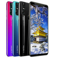 X27/X27 Plus Unlocked Smart Phone 5.0/6.3'' Android 9.1 HD Dual SIM Mobile