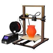 3D Printer Creality CR-10 300x300x400mm 10.3kg DIY Printing Kit ABS/PLA SD Card