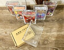 ARK-10XS Clear Acrylic Display Box Sealed Case fits Pokemon WoTC-Era Theme Decks