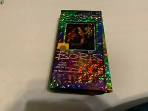 BORIS 3 Collector Cards Comic Images 36 FACTORY Sealed Trading Card Packs 1993