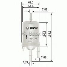 NEW ENGINE FUEL FILTER OE QUALITY REPLACEMENT BOSCH F026403006