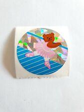 Sandylion Sticker Für Stickeralbum 90er Teddy Ballerina