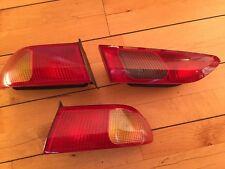 Originale 3x Rückleuchten rechts+links+Kofferraum Alfa Romeo 156 T.Spark 932