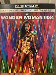 Wonder Woman 1984 (4K+Blu-ray+ Digital)