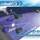 Complete Hinges / Nozzle Set (16 Pcs) for SCX10 III Jeep JL Wrangler (SLS Black)