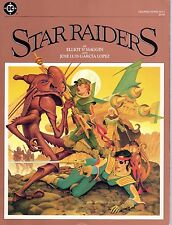 """""""Star Raiders"""" by Elliot S! Maggin and José Luis Garcia Lopez - 1983"""