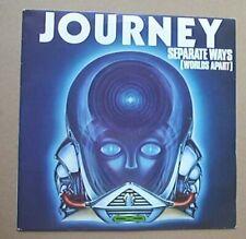"""JOURNEY SEPARATE WAYS 7"""" P/S DUTCH"""