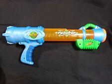 NERF REACTOR Gun Pump and Launch Blaster Soft Ball Toy 2003 GUN ONLY