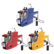 10-Digit Two-Line Label Price Tag Double-Row Price Machine,Double-Row PriceR9Y7