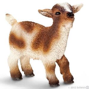 NEW SCHLEICH 13716 Dwarf Goat Kid - RETIRED