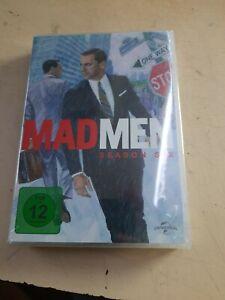 DVD Box--Mad Men - Season 6 [4 DVDs]--NEU/OVP