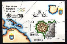 España bloque 32 post frescos