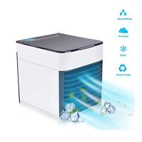 Personal Air Cooler Fan, Portable Air Conditioner, Humidifier,Purifier 3 in 1