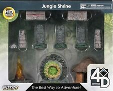 WizKids 4D Settings Jungle Shrine for Dungeons & Dragons (D&D), Pathfinder (NEW)