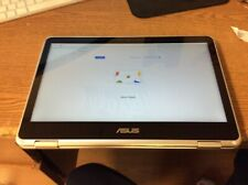"Asus Chromebook Flip C302C 12.5"" 2 in 1 Touch Screen 64GB SSD 16GB RAM Read Desc"