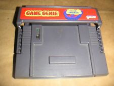 Galoob 16 Bit Super Game Genie Model No. 7353 For SNES Game Genie Only
