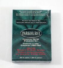 1992-93 Parkhurst Update Hockey 30 Card Factory Set Sealed