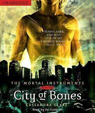 Mortal Instruments: City of Bones Bk. 1 by Cassandra Clare (2007, CD, Unabridge…