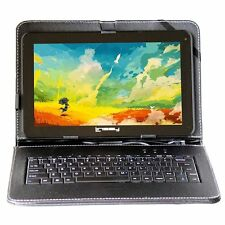 Linsay F-10XHD Tablet PC Android Quad Core Multi Touch 8 GB Bundle Pack ~ NEW!!