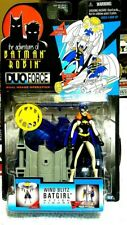 BATGIRL, THE ADVENTURES OF BATMAN AND ROBIN DUO FORCE WIND BLITZ  action Figure