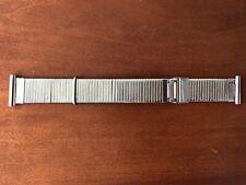 Vintage Metal Bracelet For Omega Speedmaster 20mm Nasa