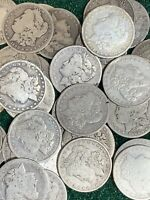 1878-1899  ~PRE 1900~  Silver Morgan Dollar Rare US Old Antique Coin Lot