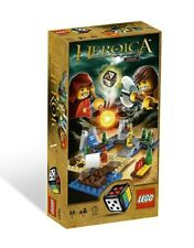 LEGO Games Draida Bay (3857) NEW IN BOX RETIRED Buildable Game 2 Player Age 7+