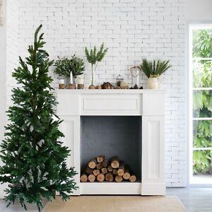 ALEKO Premium Artificial Spruce Holiday Christmas Tree - 6 Foot