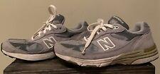 New Balance 993 Running Shoe Grey Womens Size 10 2A