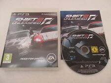 SHIFT 2 UNLEASHED - SONY PLAYSTATION 3 - JEU PS3 COMPLET