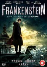 Frankenstein (DVD) (2016) Carrie-Anne Moss