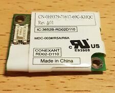 Dell Latitude D520 D620 D630 Modem Card 0H9379 / 3652B-RD02D110