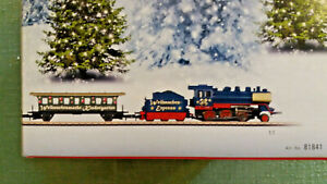 Marklin 81841 Z Scale Christmas Freight Train Set NOS - Out Of Production
