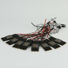 Octocopter set: 8x Hobbywing xrotor ESC 20a 600hz 2s-4s Brushless régulateur