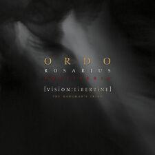ORDO ROSARIUS EQUILIBRIO Vision: Libertine - Hangman's Triad 2CD Digipack 2016