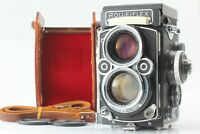 【NEAR MINT】Rollei Rolleiflex 2.8F TLR Film Camera Planar 80mm F/2.8 Lens JAPAN