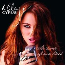 Miley Cyrus - Time of Our Lives (CD 2009)
